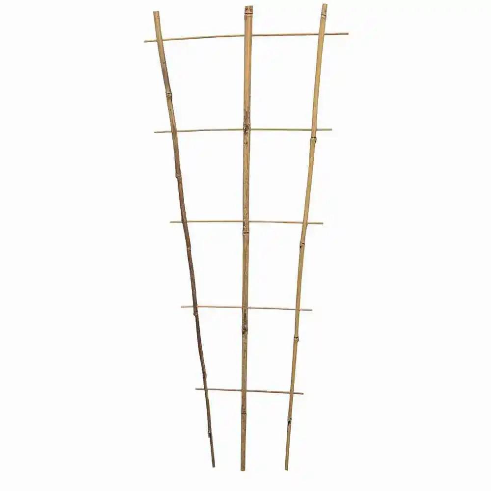 Bambus Rankgitter, 140x50x15cm