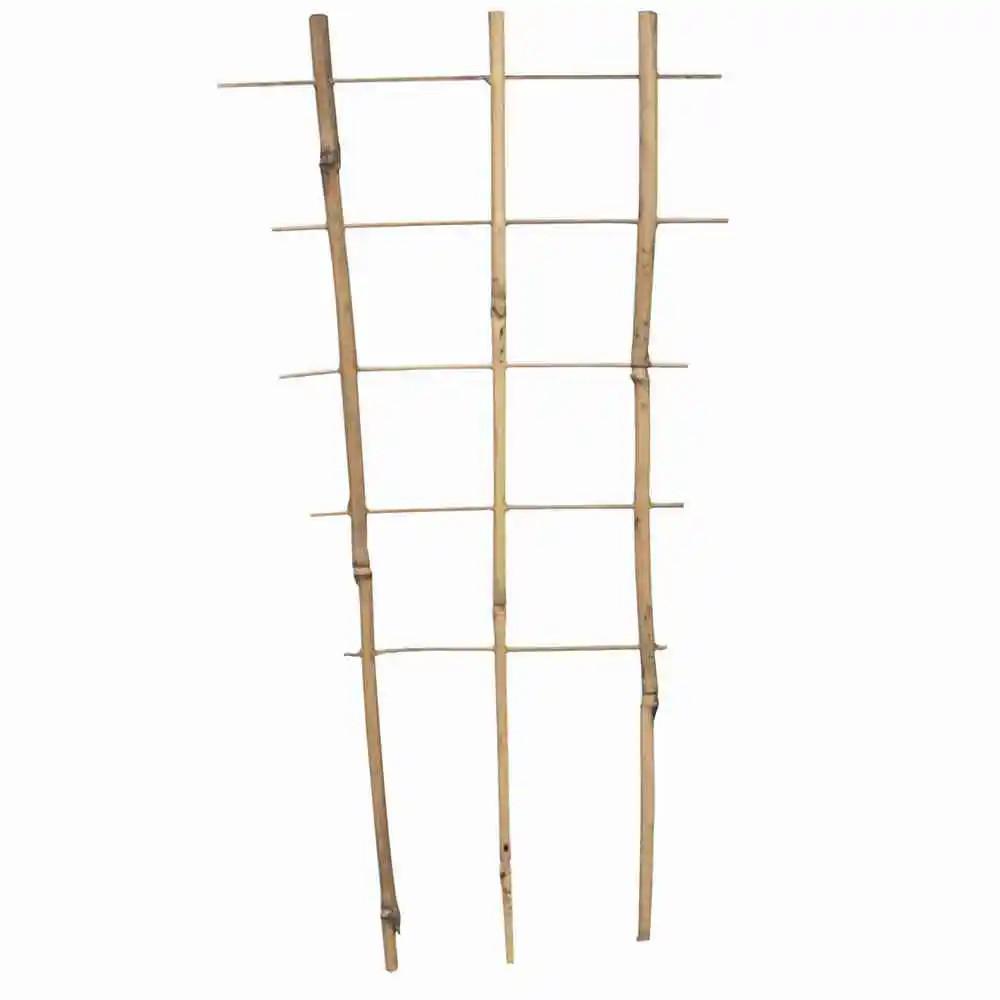 Bambus Rankgitter 3er Set, 30x17x8cm