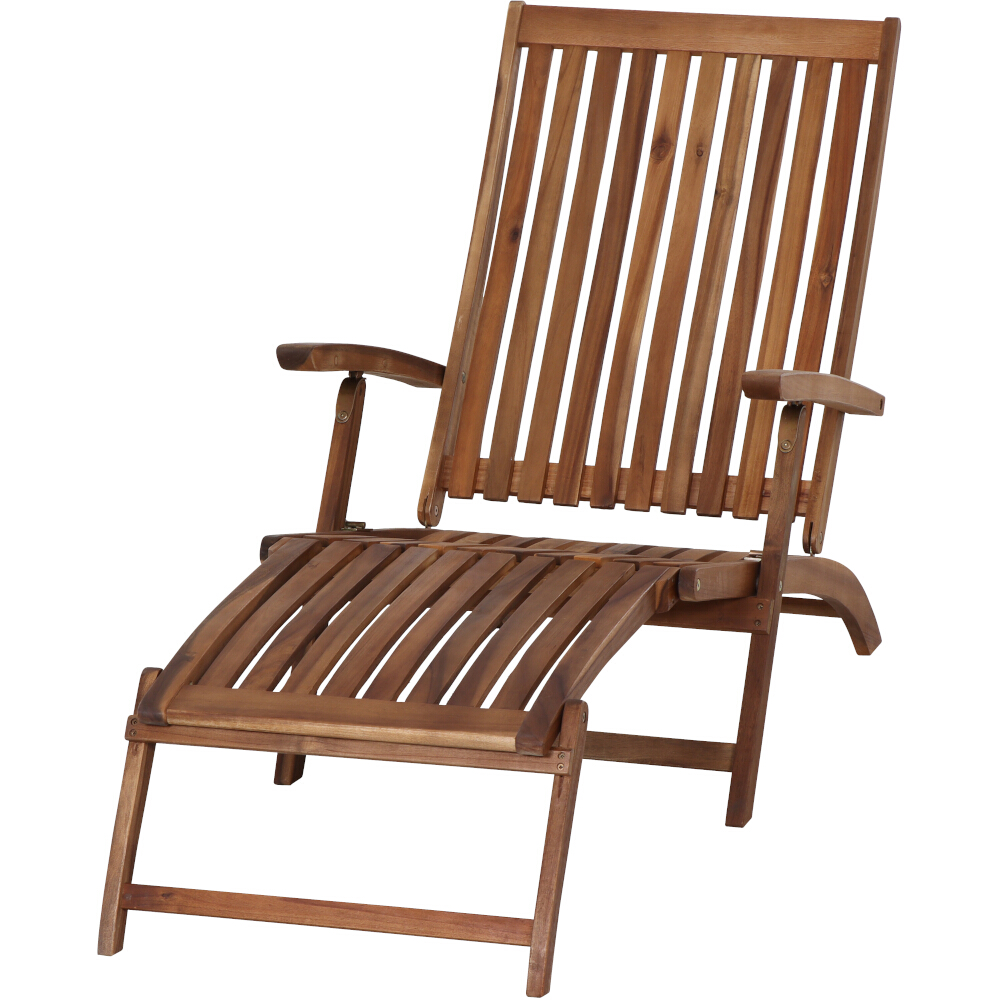 paleros deckchair akazienholz st hle sessel gartenm bel siena garden. Black Bedroom Furniture Sets. Home Design Ideas